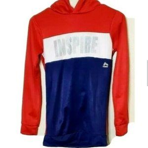 RBX Hoodie Red Blue White Inspire Active